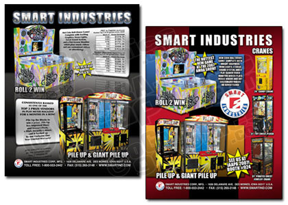 Flyer Design - Smart Industries